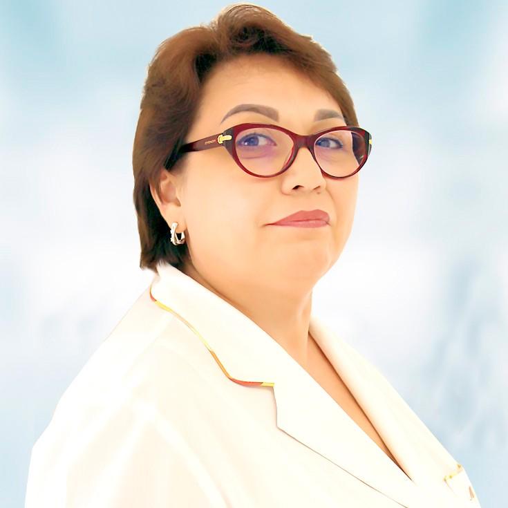 Абдурахманова Ильзира Наримановна