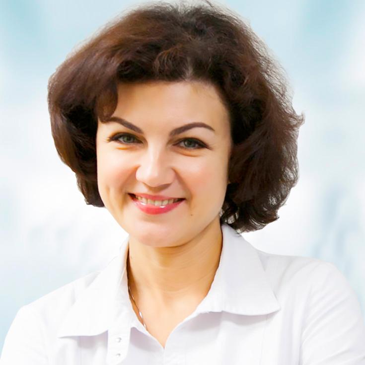 Моисеева Елена Анатольевна